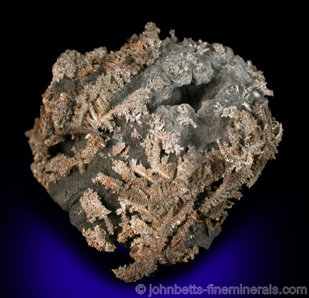 silver the mineral native silver information and pictures